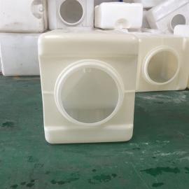 华社防腐蚀化工包装桶IBC集装桶塑料吨桶滚塑工艺1000L