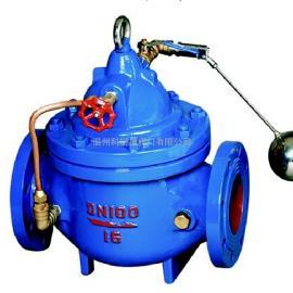 科锐福阀门100X-10/16P遥控浮球阀 液压水位控制阀 水箱自动球阀