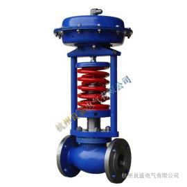 良泰蒸汽减压自力式压力调节阀ZZYP-16B