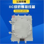 飞骏 铸铝 铝壳防爆端子箱 本安型防爆接线盒防爆接线箱