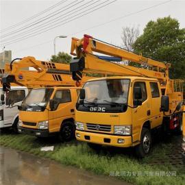 电力安装23米单排高空作业车 江铃