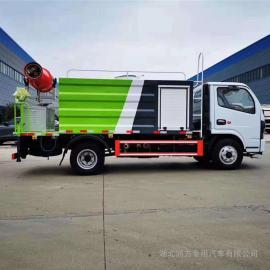 程力威国六5吨卫生防疫车质量好东风
