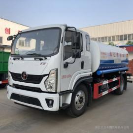 国六解放10吨消毒防疫车生产配置东风