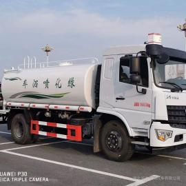 程力威解放16吨消毒防疫车生产商东风