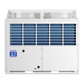 超低温空气源热泵安装 商用供暖热泵热水机组 煤改电空气热源泵