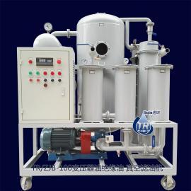 通瑞变电站电力检修变压器油过滤加注高效真空滤油机TR/ZJB-100Q