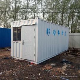 移动式混凝土标养室,集装箱标准养护室