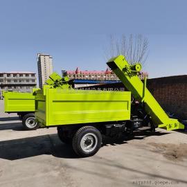 圣隆 牛场自动清粪车 4m3