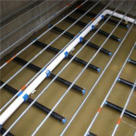 绿烨管式曝气器 EPDM曝气管 橡胶管式曝气