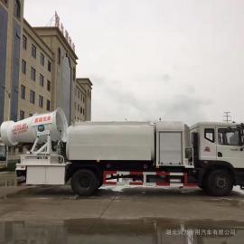 解放8吨卫生防疫车质量好东风