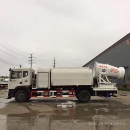 国六卫生防疫车指导价东风
