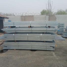 国磊热浸锌污水处理 船舶 防滑 承重钢格板定做