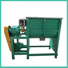 红宝机械红宝机械 500KG化工粉末卧式混合机 滑石粉搅拌机HBQC-500