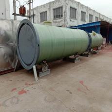思源污水泵站防护一体化污水提升泵站强项排污-