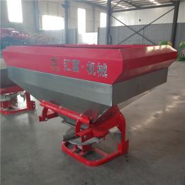 汇富机械拖拉机悬挂式颗粒施肥机HF-600