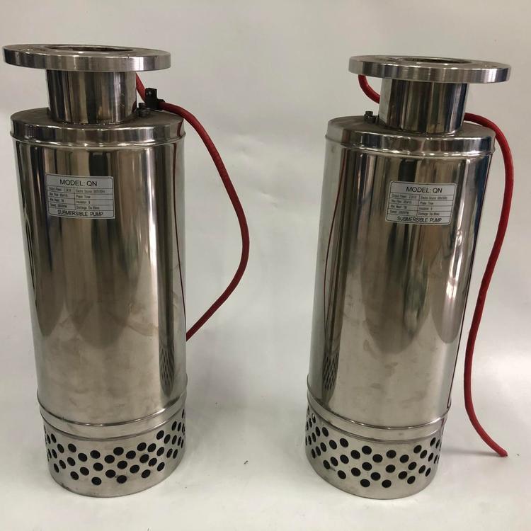 鄂泉不�P�耐腐�g三相��水泵QN25-17-2.2