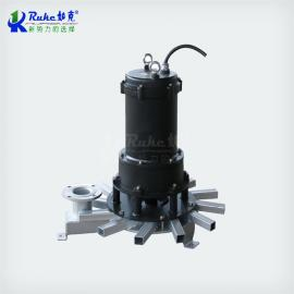 如克自吸式潜水曝气QXB0.75