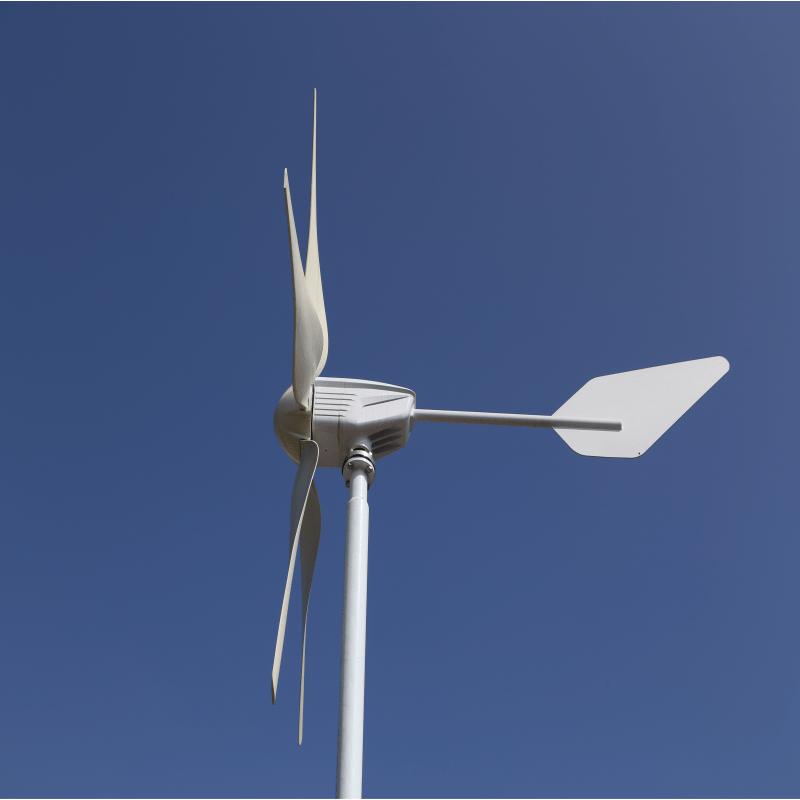 广州尚能小型风力发电机-尚能风力发电400W