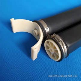 华恒管式曝气器 微孔曝气器 可提升式曝气器63*500
