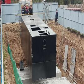 中科贝特大型医院污水处理成套设备地埋一体化污水设备达标排放WSZ