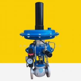 乐控仪表ZZDQ双座型氮封阀