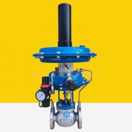 LK-ZZYVP-16B氮封减压自力式调节阀乐控仪表