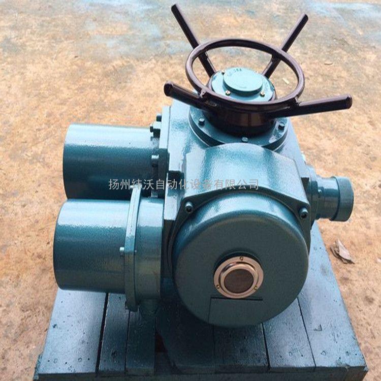 多回转整体型机电一体化调节型电动执行器DZW15-18T