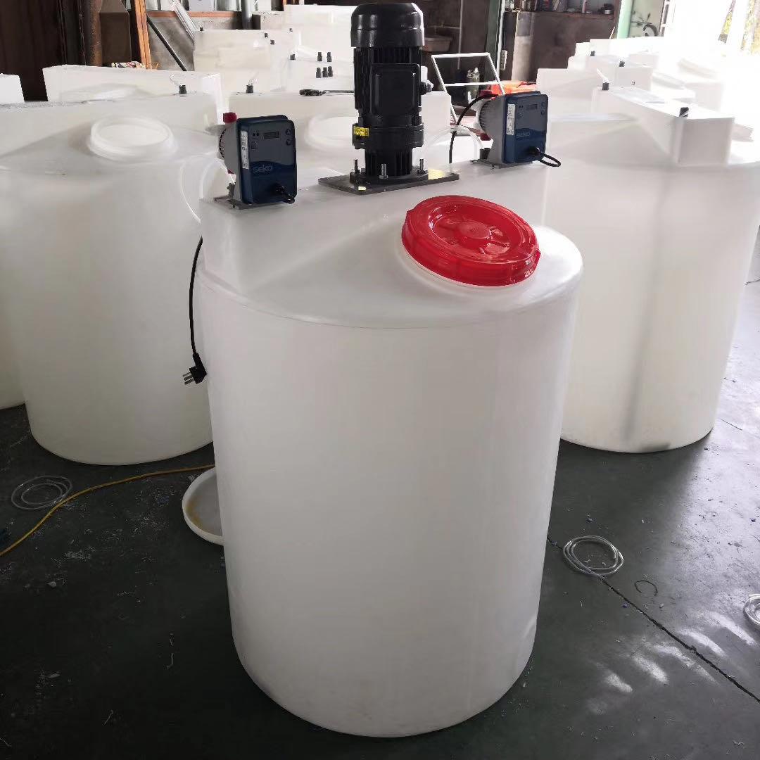 翔晟次氯酸钠加药桶5立方