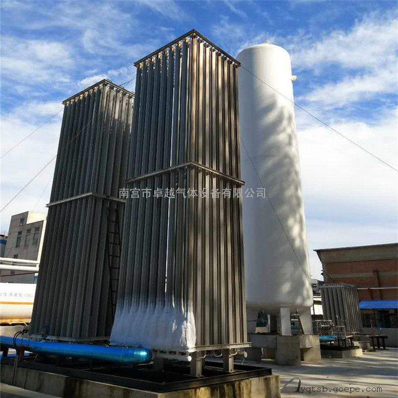 储罐天然气液氮液氧二低温立式卧式双层真空绝热储槽真空绝热罐60立方