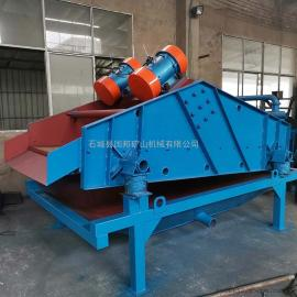 国邦TSS-1030新型细沙回收机 200目尾矿震动脱水筛 振动式污泥脱水回收一体机
