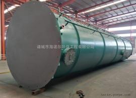 HATKEROKER厌氧塔处理工艺 IC厌氧反应器 化工 疑难废水处理中的应用效果HD-YY