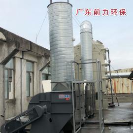 前力牌废气处理工程QLHB