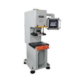 Rebig(力比格) 落地式C型油压机轴承压装机精密单柱数控液压机可定制 BG07