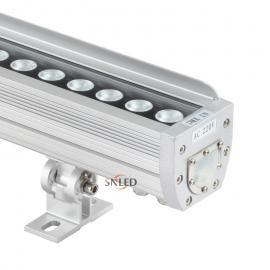 SNLED MXL10-7266系列大功率洗墙灯加厚铝48W LED灯具