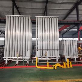 汽化器煤改气设备天然气空温式气化器LNG减压撬集中供气系统充装站定做
