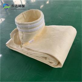乔达环保定制耐高温PPS+PTFE除尘滤袋各种型号