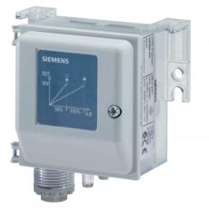 德国西门子静压压差传感器现货QBM4000-1