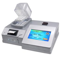 盛奥华触屏式一体机多参数水质检测仪SH-700型