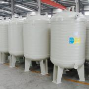 新安江立式化工储罐PPH真空计量罐 耐腐蚀聚丙烯抽滤槽