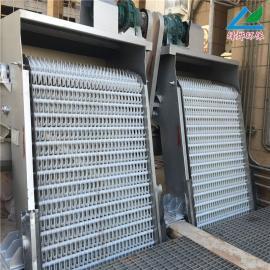 绿烨回转式机械格栅 污水处理设备