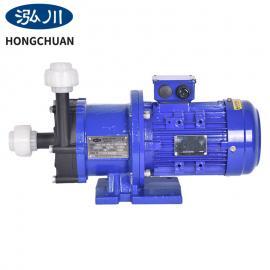 泓川耐酸碱磁力泵GY-351PW无泄漏耐腐蚀抽酸泵
