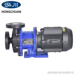 泓川耐酸碱磁力泵GY-352PW零泄漏耐酸碱泵生产厂