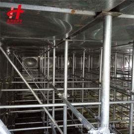 HBP5.0/10-2-HDXBF72 有效容积为72立方米地埋式箱泵一体化消防恒压给水设备 宏帅给排水