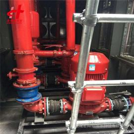 XBZ-252-0.57/30-0.55/30-M-II 地埋式箱泵一体化消防恒压给水设备 宏帅给排水