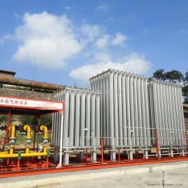 天然气设备 lng汽化器空温式气化器低温液体气化设备气化站撬 客户定做