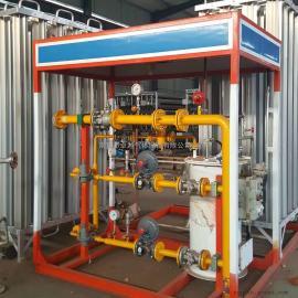 燃气设备 天然气减压撬增压器燃气调压撬气体调压箱减压柜 LNG