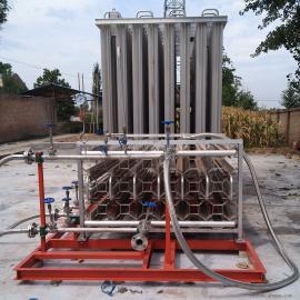 汽化器 LNG增压器气化器电加热复热器调压计量撬增压撬 客户定制