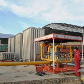 汽化器 LNG空温式高压气化器低压汽化器调压箱柜气化撬 客户定制