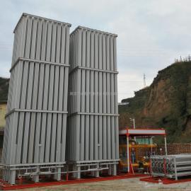 燃气设备 LNG增压器低压空温式 水浴式气化器液氧 客户定做