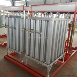 汽化器 小型空温式LNG液氮液氧液氨气化器燃气锅炉设备 客户定做